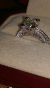 Beautiful Superior Vintage Wedding rings Best offer no low balls