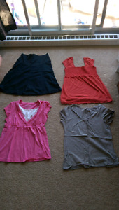 Maternity Clothes, 19 pieces, size Large