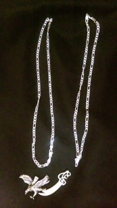 Real cheap Chains with free pendants of choice