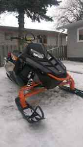 2013 Polaris Switchback Assault 800