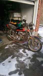 1982 Honda cb900. Need gone! ASAP!