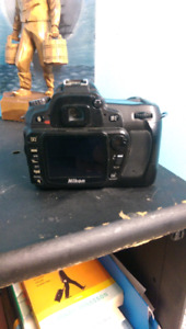 Nikon D80 BODY with extras