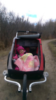 Lost Chariot stroller