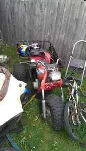 Used 1984 Honda Three Wheeler