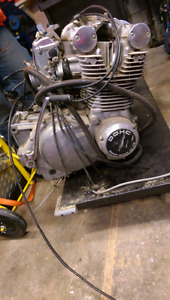 *NEED GONE* Suzuki GS650 GT engine - complete, clean