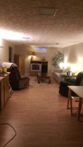 Basement Suite Available - Utilities included - Pet friendly