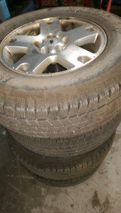 FORD ESCAPE , WHEELS & TIRES