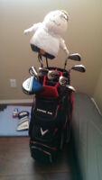 Callaway XR set with Extras