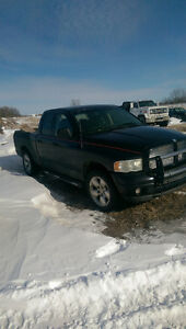 2002 Dodge Power Ram 1500 Pickup Truck
