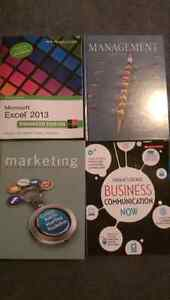 First year business administration textbooks