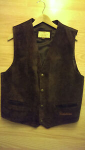 Redskins Gilet leather