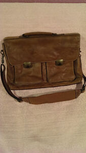 laptop bag by Wilson Leather