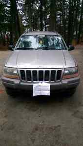 NEW$ 2ND owner,2002 jeep grand Cherokee Laredo,tons of work $$$$
