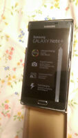 10/10 in Box Black Samsung Galaxy NOTE 4 Unlocked Only $510