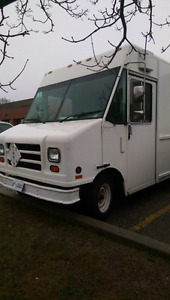 Commercial truck Ford Ecoline 1998