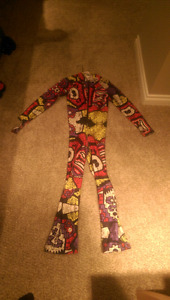 Youth Ski Racing Speed Suit