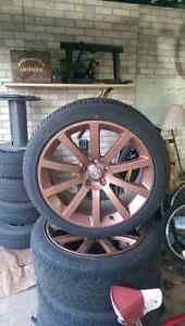 Chrysler 300 SRT wheels