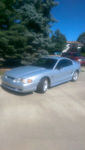 Mustang GT For Sale, no trades
