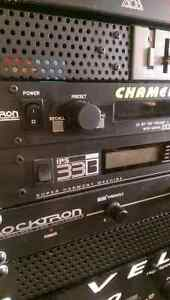 Digitech IPS 33B super harmony guitar effects