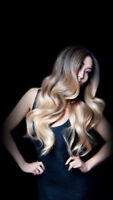 QUALITY HAIR EXTENSIONS 100% REMY TAPE IN, MICRO BEADS, CLIP IN