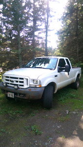 Parting out 2004 ford f250