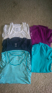 Ladies summer maternity tops