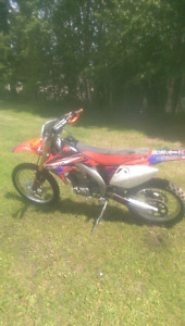 2006 crf 450ex for sale