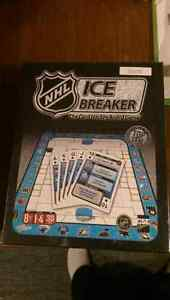 NHL Ice Breakers board game