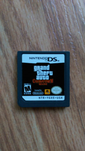 Grand theft auto Chinatown wars for Nintendo ds