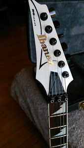 Lefty Ibanez guitar