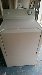 Washer and Gas Dryer For Sale in Great Condition