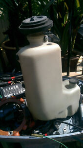 Oil injection Reservoir 1986 Yamaha outboard