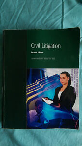 Civil Litigation Second Edition Can be used LAWS-1007 Law Clerk