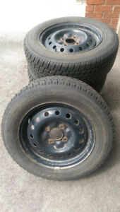 Used Winter Tires and Steel Rims