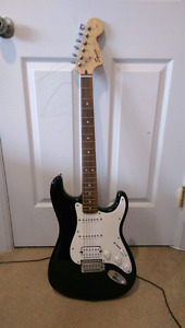 2008 Indonesian made Squire Strat Affinity