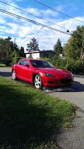 Mazda RX-8 GT pour projet