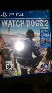 Watch dogs 2 sealed 60$