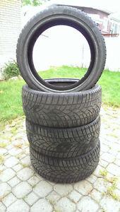 4 pneus d'hiver 20pouce