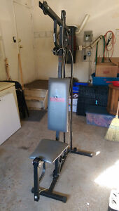Weider 740 Home Gym
