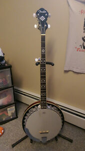 Fender 5-String Banjo