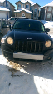 2008 Jeep Compass for sale. STEAL OF A DEAL
