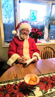 Hire Santa for your next office, private party or social event