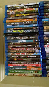 USED DVDS AND BLURAYS