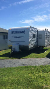 2009 Wildwood Camper 26 ft TBSS