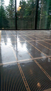 "New Heated Floor Product--""ECOLATH"""