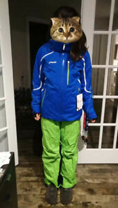 Brand new PHENIX ski jacket