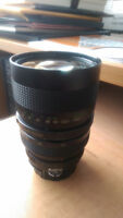 Vivitar 35-105mm f/3.5 Close Range lens (Nikon Ai mount)