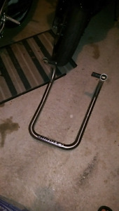 Hindle bike stand -rear