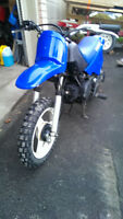 2000 Yamaha PW50 - Well kept starts and runs well.