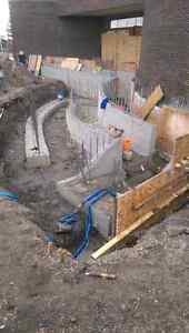 Concrete cutting and  place & all flat concrete Strathcona County Edmonton Area image 1